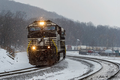 Norfolk Southern NS 7686