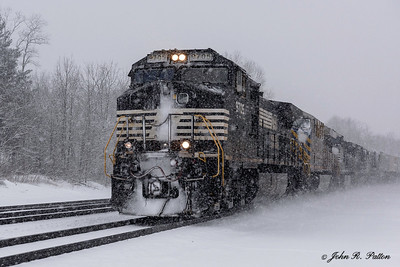 Norfolk Southern NS 9705