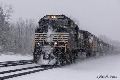 Norfolk Southern NS 9705