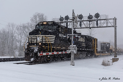 Norfolk Southern NS 9575