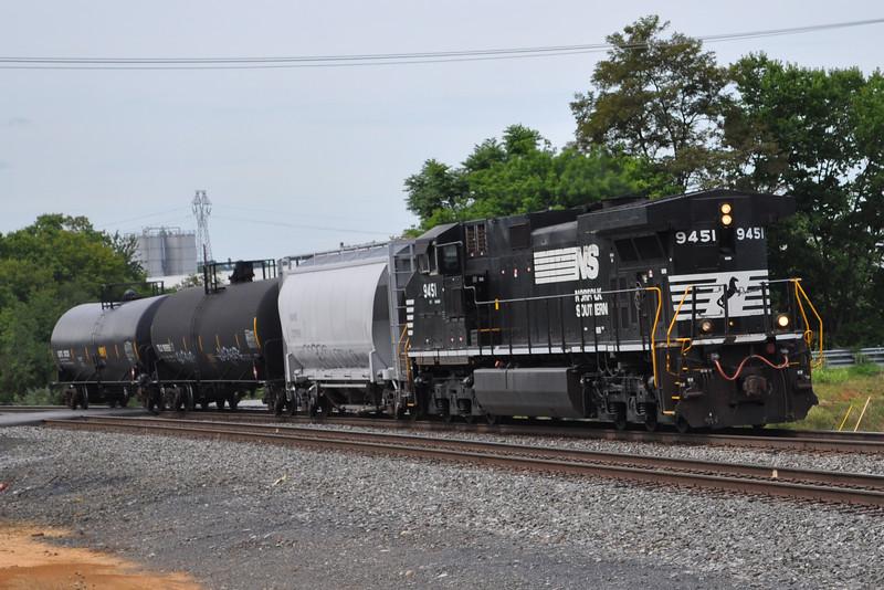 7/15/11 Cedarville, PA