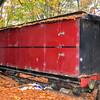 No No. Bogie Parcels Coach - North Bay Railway 05.11.15