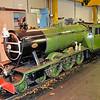 D573 (1932) 'Triton' Hudswell Clarke 4-6-2DH - North Bay Railway 05.11.15