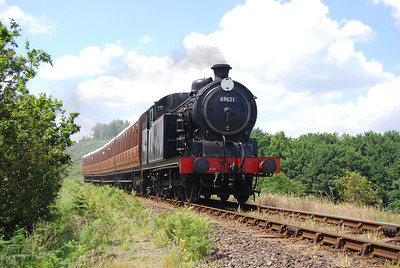 4 July 2009 - taken with a lineside pass
