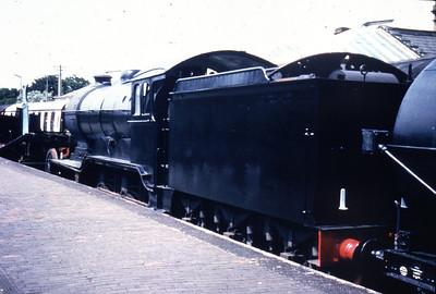 B12 at Sheringham 1973