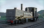 Garratt No. K1, Porthmadog, 30th May 1966