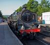 75029 Arrives at Grosmont Station