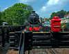 Approching the Buffers at Pickering