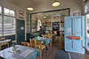 Tearoom at Grosmont - 9 July 2009