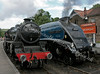 Two in Line - Grosmont Station - NYMR