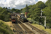 Overview of Goathland Station