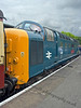 Diesel Loco 55019 - Pickering Station
