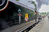 NYMR Grosmont Station - 45407 Steam Loco - 22 June 2011