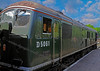 Diesel Locomotive - D5061 - Pickering Station