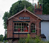 New Bridge Signal Box - NYMR