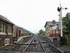 Down Track at Levisham Station