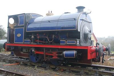 Northampton & Lamport Railway 2018