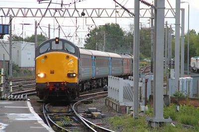 Northern Rail Loco Hauled