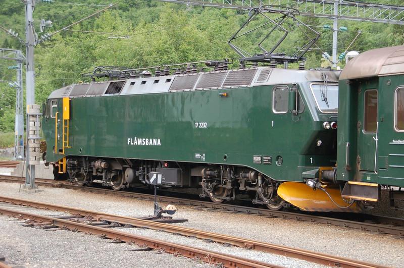 17 2232 - Flam Railway, Norway - 23 June 2013