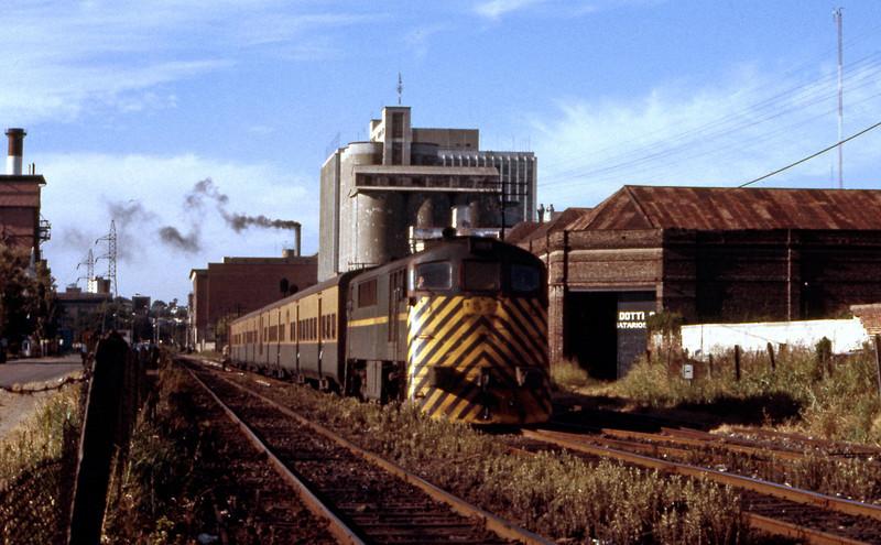Uruguay 1985