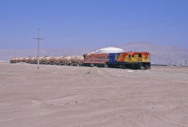 FCAB - the Antofagasta and Bolivia Railway