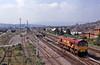 May 2nd, Newport, East Usk Yard / Iard Rheilffordd Dwyrain Wysg, Casnewydd