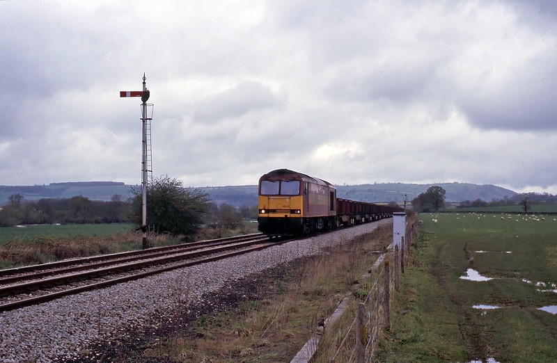 60018 was a block or so behind on 6V75