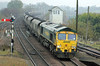 66550 at Barnetby on 6th November 2012
