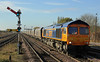66729 Derby County at Barnetby on 5th November 2012