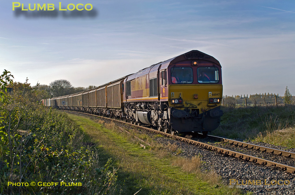 66047, Islip Crossing, 6A49, 15th November 2013