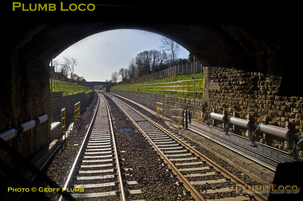 PoV 168 324, Wolvercote Tunnel, 5T16, 28th November 2016