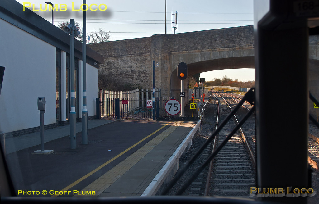 PoV 168 324, Oxford Parkway, 5T16, 28th November 2016