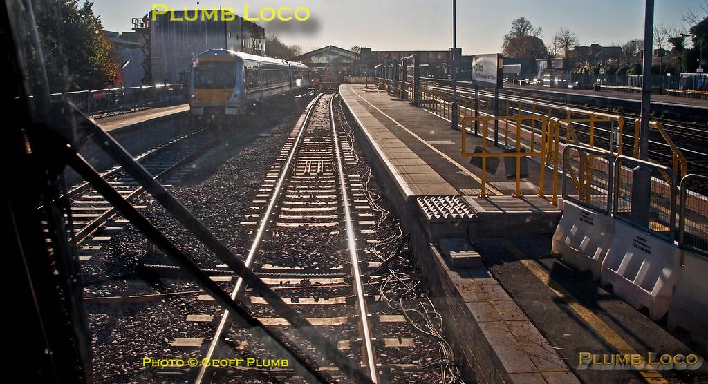 PoV 168 324, Oxford Platform 2, 5T16, 28th November 2016
