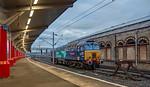 57308, Crewe Station HS, 7th December 2019