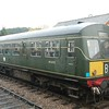 Dmu M51192 - Weybourne, North Norfolk Railway - 10 May 2016