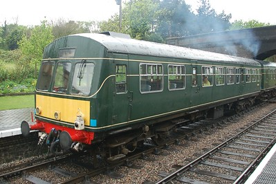 Dmu M56352 - Weybourne, North Norfolk Railway - 10 May 2016