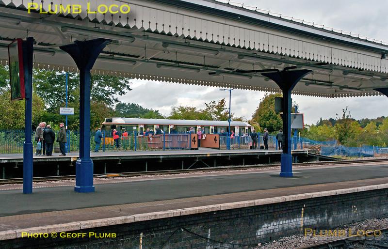 121 034, Princes Risborough, 1C10, 19th October 2013