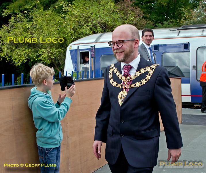Tom Hunter-Watts, Princes Risborough Station, 5th October 2013