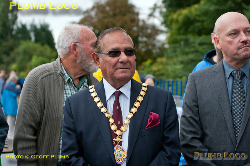 Ian McEnnis, Princes Risborough Station, 5th October 2013
