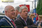 Alan Turner & John Bercow, Princes Risborough Station, 5th October 2013