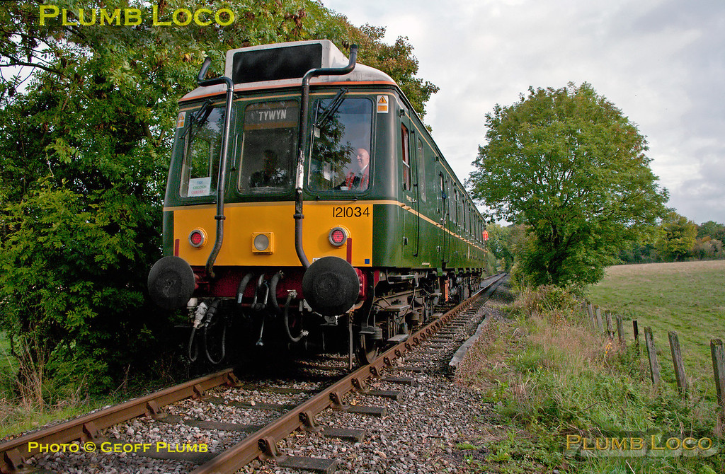 121 034, Bledlow, 1P03, 19th October 2013