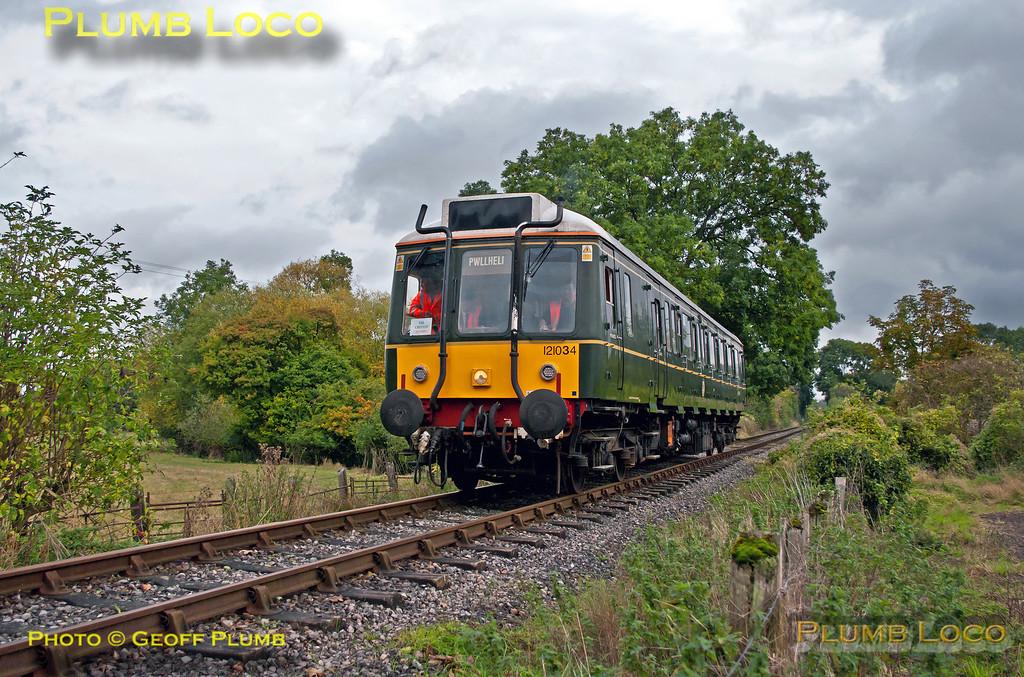 121 034, Bledlow, 1C04, 19th October 2013