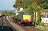 D8568 is seen running round its train at Bewdley, this the first time I had ever seen it in action 02/10/2015.