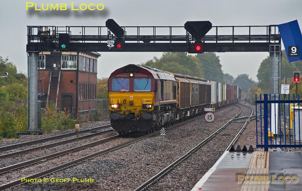 66057, Princes Risborough, 6A48, 5th October 2015