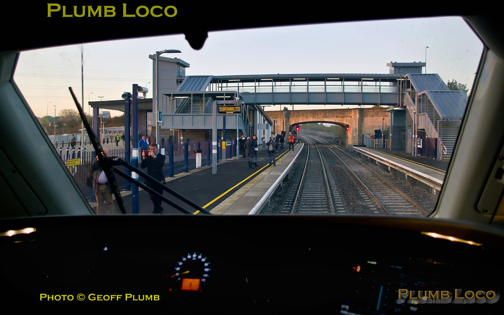PoV 68014, Oxford Parkway, 5T12, 26th October 2015