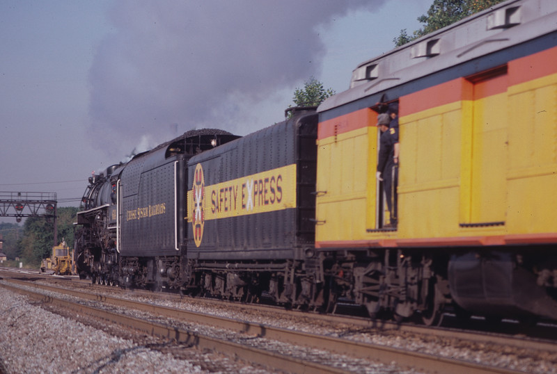 The Chessie Safety Express