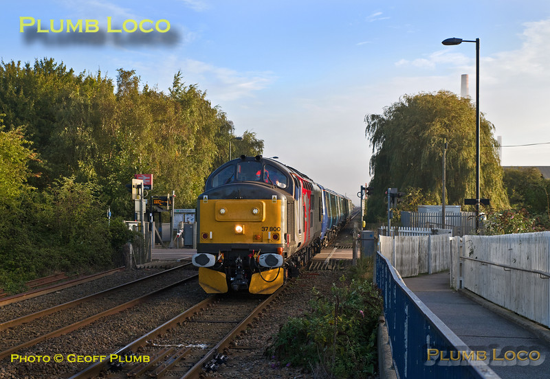 37800, Stewartby, 5Q58, 1st October 2016