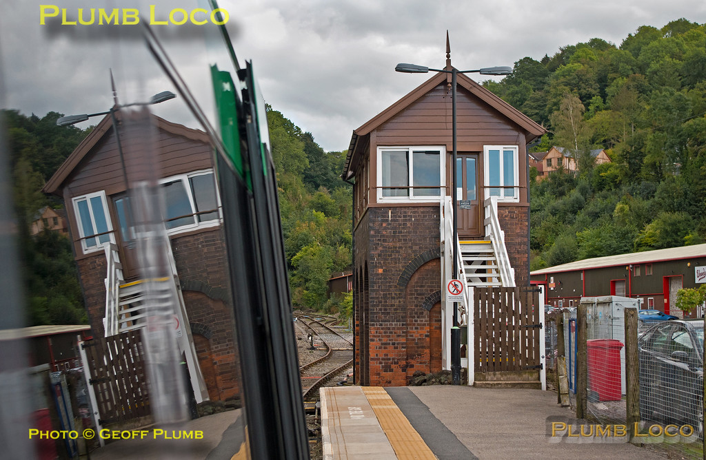 Ledbury Signal Box, 6th October 2016