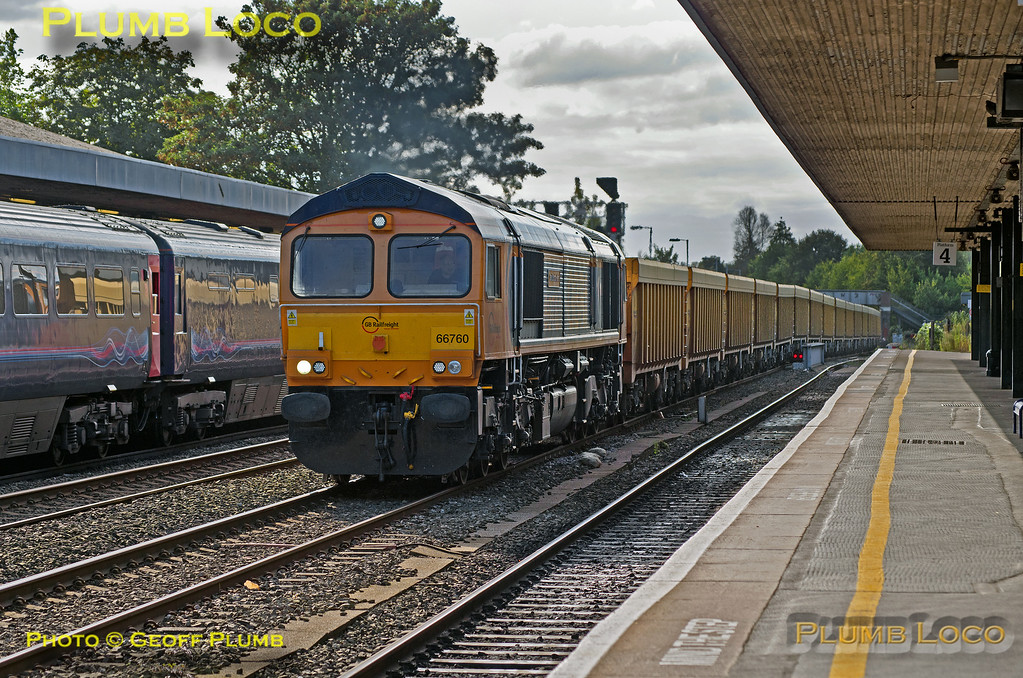 66760, Oxford, 6M26, 6th October 2016