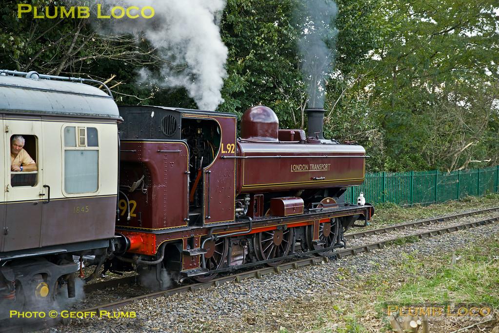 L92, Princes Risborough, 23rd October 2016